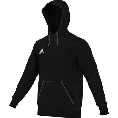 tanie z rabatem sprzedawane na całym świecie ceny detaliczne Bluza Adidas Core Hoody M35343 czarna Czarny | Męskie ...
