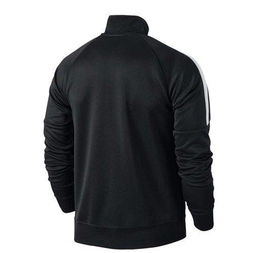 najwyższa jakość dobrze out x różnie Bluza Nike Team Club Trainer czarna 658683 010 Biały ...
