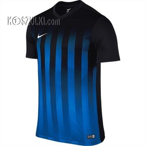 Koszulka piłkarska Nike Striped Division II Junior 725976-011