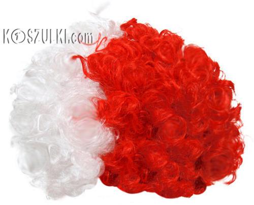 Afro kibica- Polska