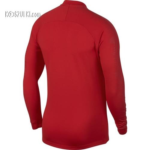 Bluza Nike reprezentacji  Polska Anthem 893600-611 Czerwona