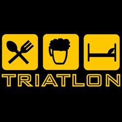 Bluza z kapturem Triatlon