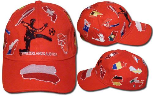 Czapka Baseball z daszkiem Polska  Euro2008 kolekcjonerska