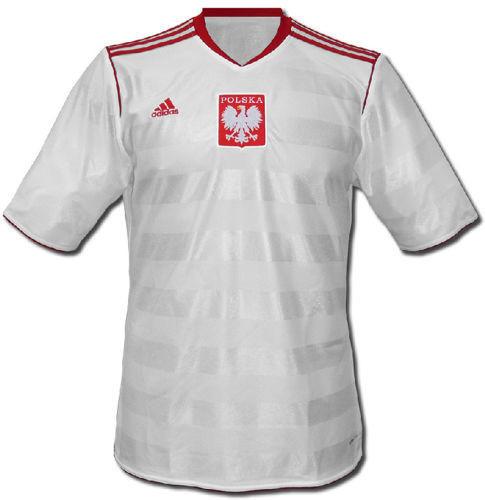 Koszulka Adidas Poland Retro biała(model z MS1974)+ Nazwisko i numer