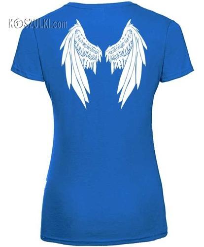 Koszulka damska Skrzydła