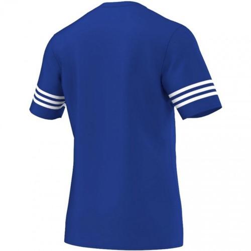 Koszulka  piłkarska adidas ENTRADA 14 Junior niebeska  F50491