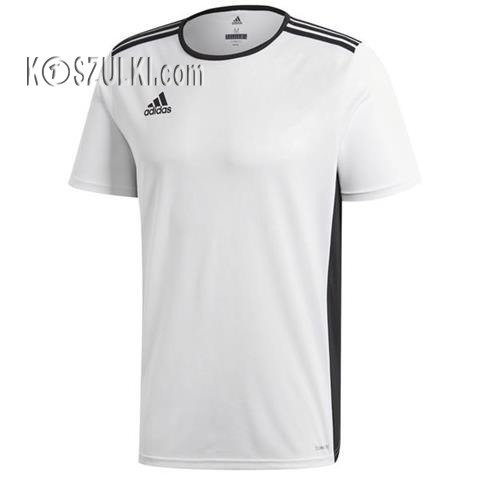 Koszulka  piłkarska adidas Entrada 18 biała CD8438