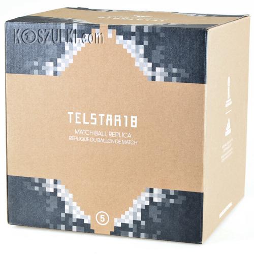 Pilka nozna adidas Telstar 18 CD8506  World Cup Top Replique