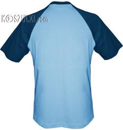 T-shirt Baseball Ewolucja