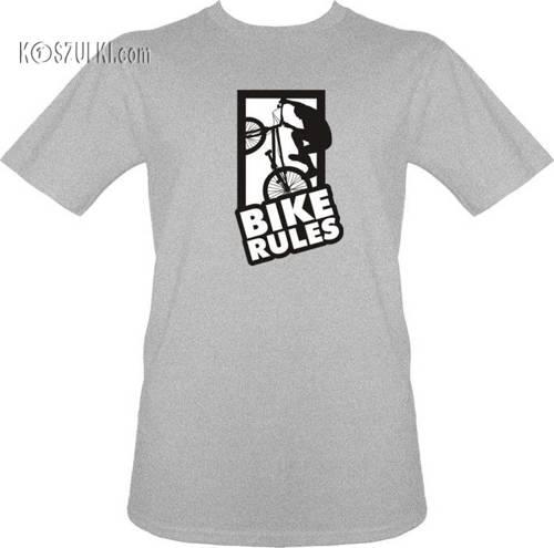 T-shirt Bike Rules