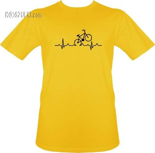 T-shirt Ekg rower