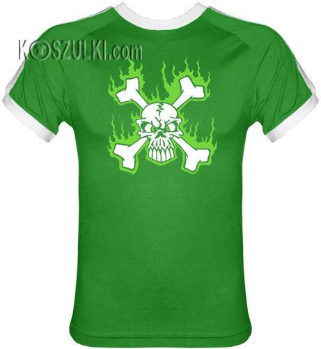 T-shirt Fit Czacha Kostki