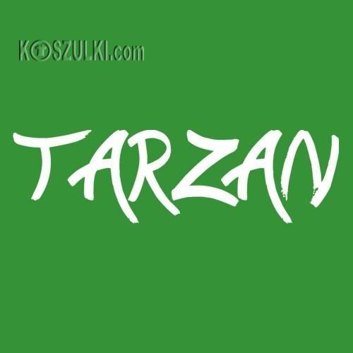 T-shirt Tarzan