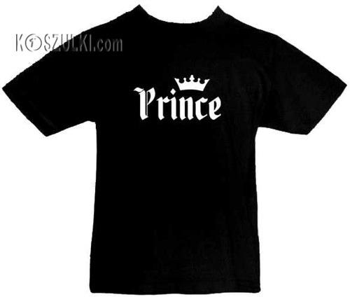 T-shirt dziecięcy Prince