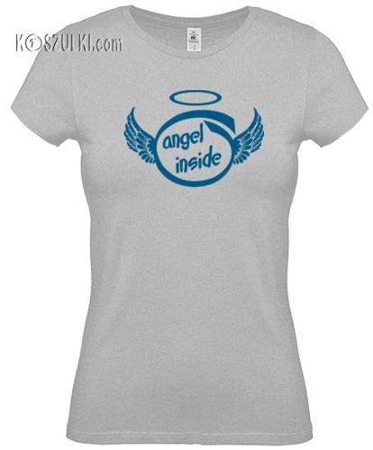 koszulka damska Angel Inside