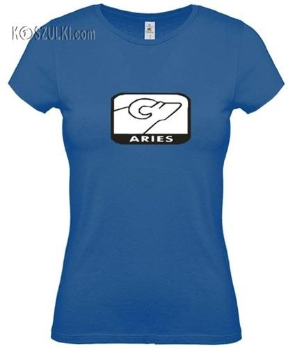 koszulka damska Baran znak zodiaku
