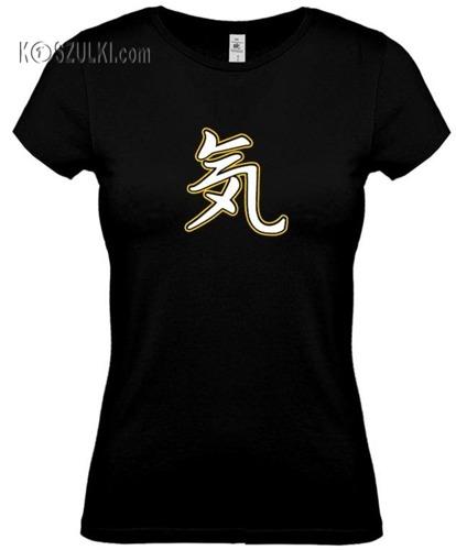 koszulka damska Duch- CZARNA