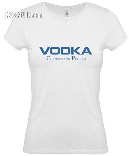 koszulka damska Vodka