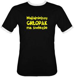 t-shirt 2K Najfajniejszy Chłopak na Świecie