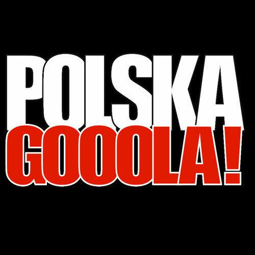 t-shirt 2K071 Polska Gooola! Czarny