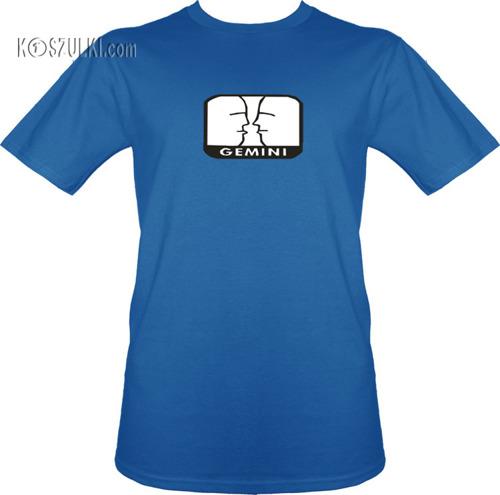 t-shirt Bliźnięta zodiak