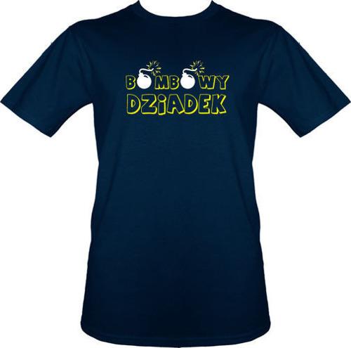 t-shirt Bombowy Dziadek