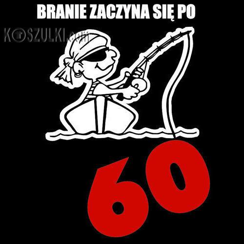 t-shirt Branie Zaczyna się Po 60