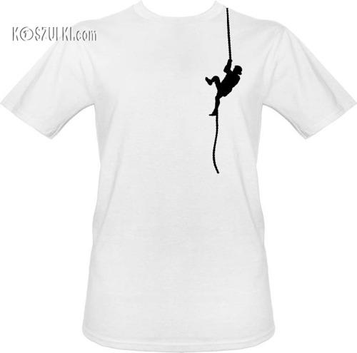 t-shirt Climbing