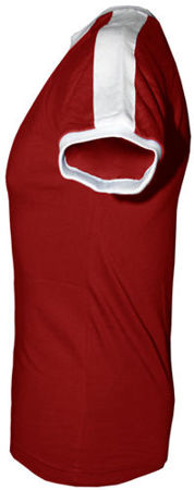 t-shirt Fit Czerwony