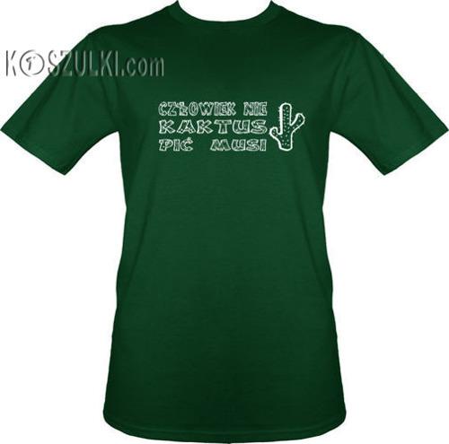 t-shirt Kaktus