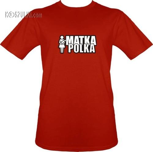 t-shirt Matka Polka