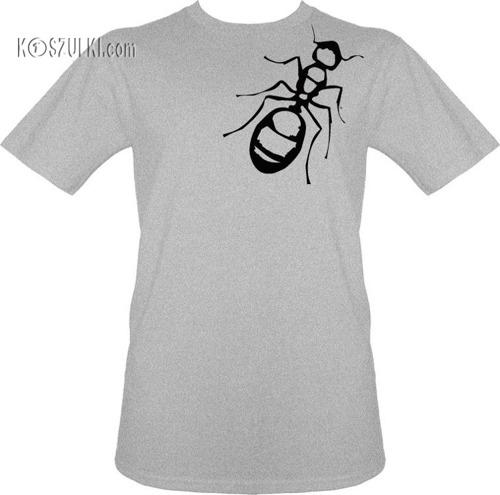 t-shirt Mrówka