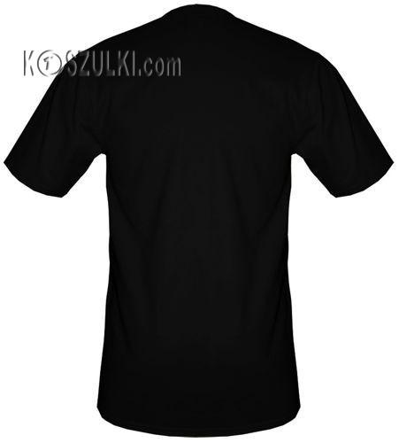 t-shirt NIKOTYNA-molekuły