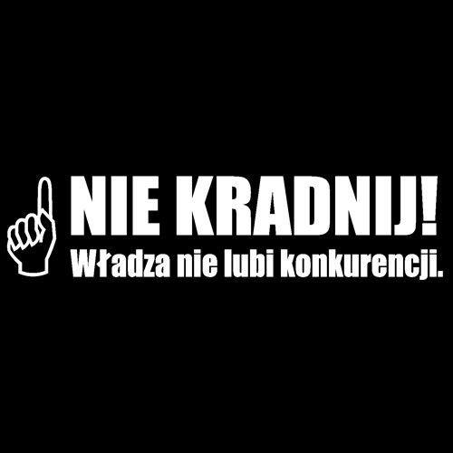 t-shirt Nie Kradnij