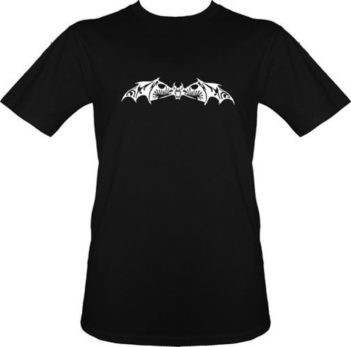 t-shirt Nietoperz TATOO