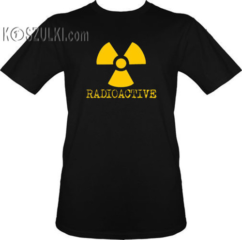 t-shirt RadioActive