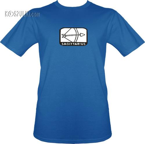 t-shirt Strzelec znak zodiaku