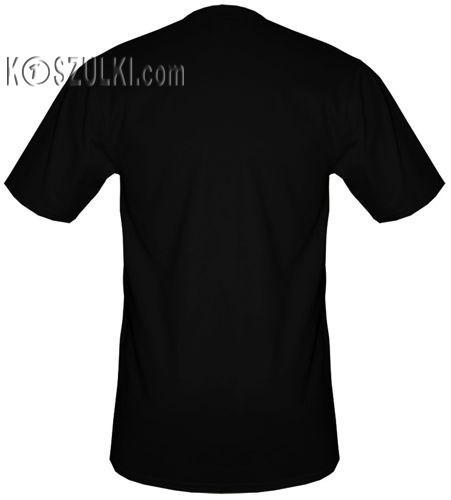 t-shirt Szkoła albo zdrowie
