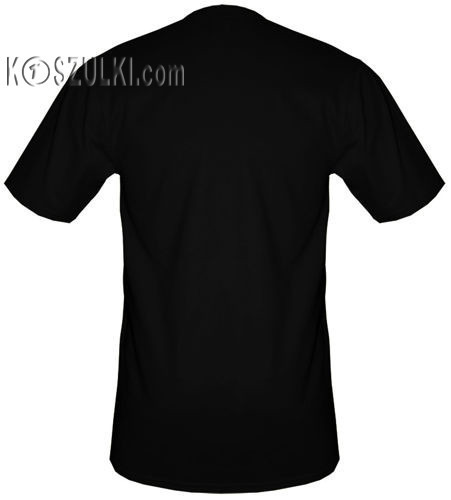 t-shirt kot paskowy